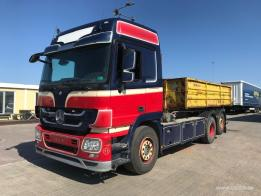 MERCEDES-BENZ - Actros 2548/cable system/6x2 (2011)
