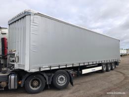 KRONE - SDP27 6x2 autole (2017)