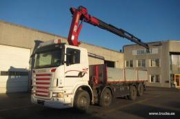 SCANIA - R500 (2007)