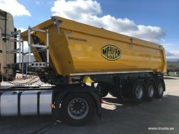 MEILLER - MHPS 44/3 (26m3 Hardox) (2021)